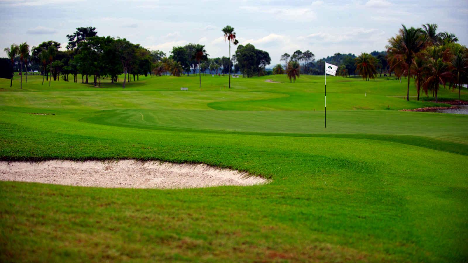 TWR Asia Golf Challenge 2013