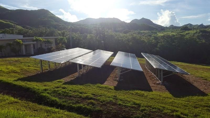 Guam Solar Panels