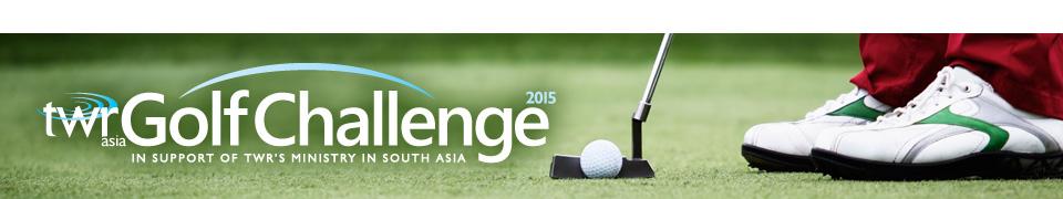 TWR Golf Challenge 2015