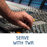 Serve with TWR